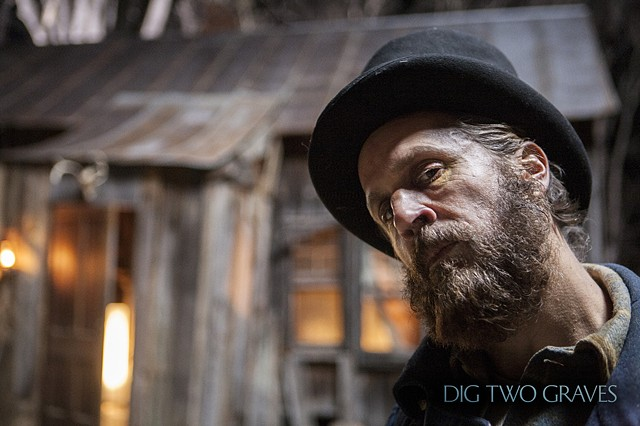 Troy Ruptash in Dig Two Graves