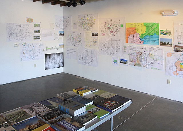 "Installation view, ""Wichitopolia"""