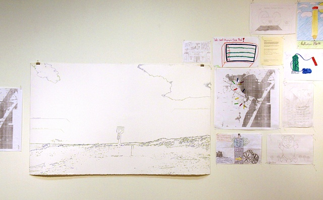 Drawings and citizen maps