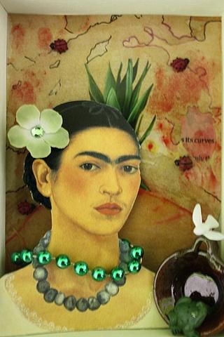 Frida shadow box