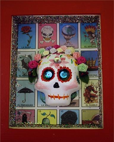 loteria dia de los muertos