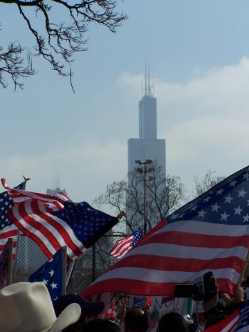 Chicago Protest 2006