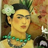 Frida shadow box