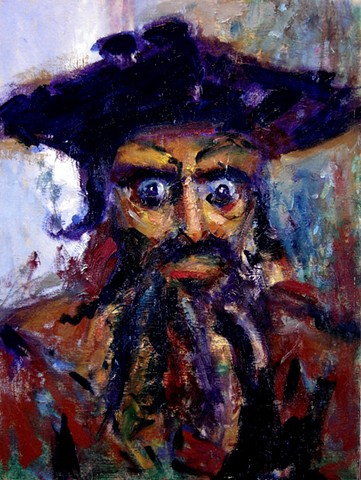 Pirate, paintings of pirates, blackbeard