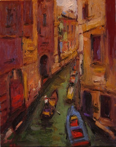 Venice, Paintings of Venice,