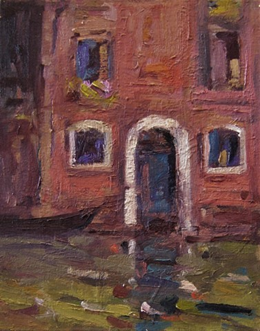 Italy, Venice, Venetian, R W Bob Goetting, Paintings of Venice, Paintings of Venice, Original artwork of Venice, Artwork of Venice, Venice paintings