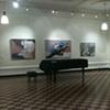 installation shot Eichold Gallery, Mobile, Alabama