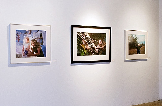"Image:  Installation view from ""Crossroads"" Exhibition   MOCA GA Society of Photographic Education  Atlanta, GA"