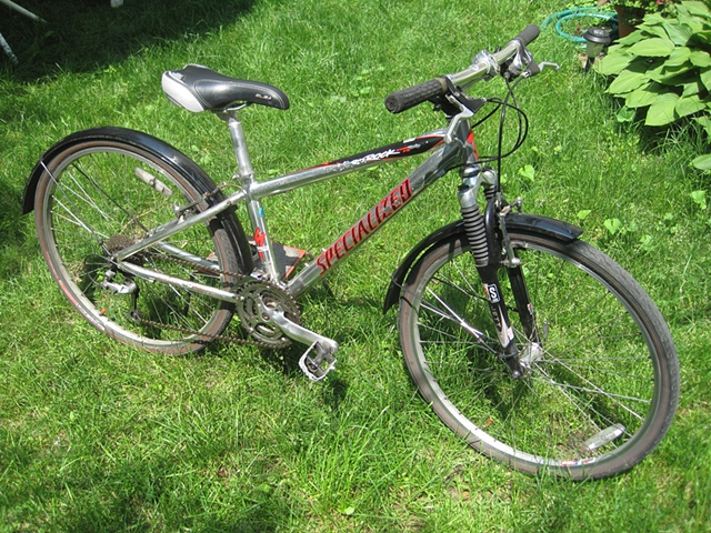 Specialized-Hardrock-FS-womens mountain bike
