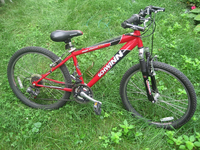 Schwinn-High Plains-24 inch mountain bike
