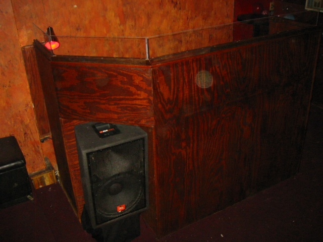 Goodbar dj booth-Chicago