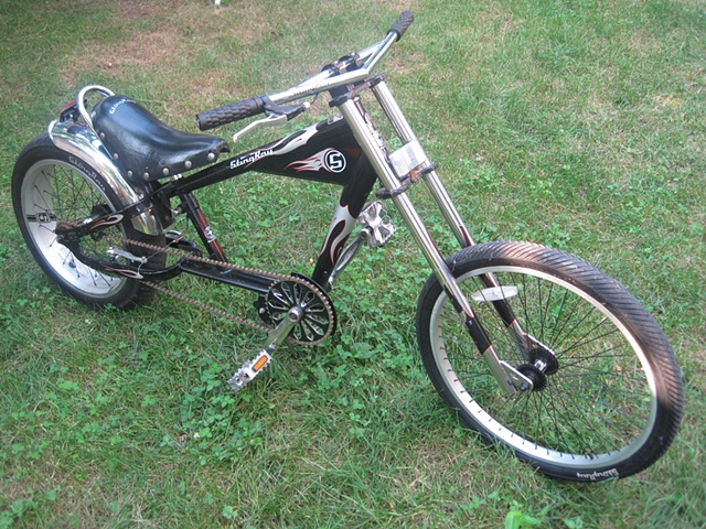 Schwinn-Sting Ray-OCC-Chopper