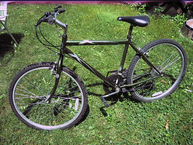 Magna-18 speed-mountain bike