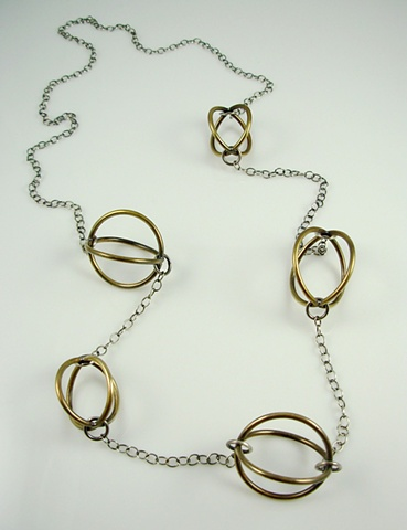 Long Pepon Necklace