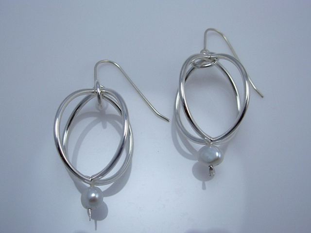 Pearl Pepon Earrings