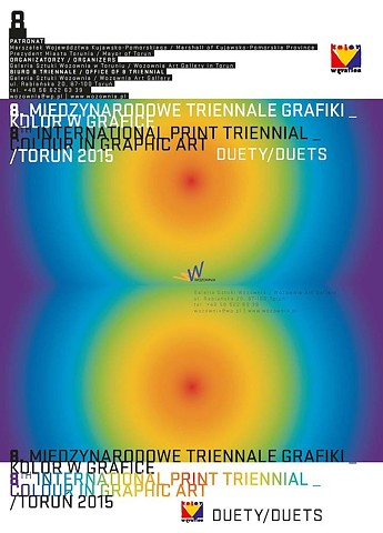 8th International Triennial Colour in Graphic Arts in Torún, Poland