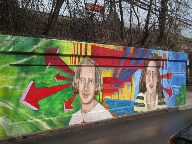 Rogers Park Mile of Murals panel