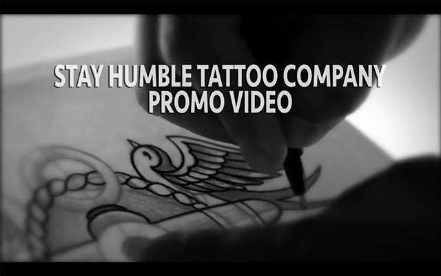 """Wake Up"" - Stay Humble Tattoo Company"