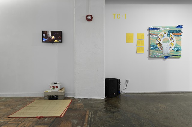 TC-1, A.I.R. Gallery installation view