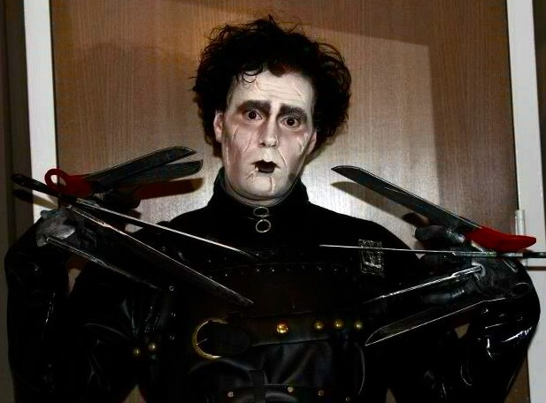 Edward Scissorhands 2012