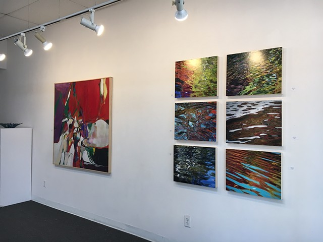 b.j.spoke gallery  Solo Show Nov. 2016
