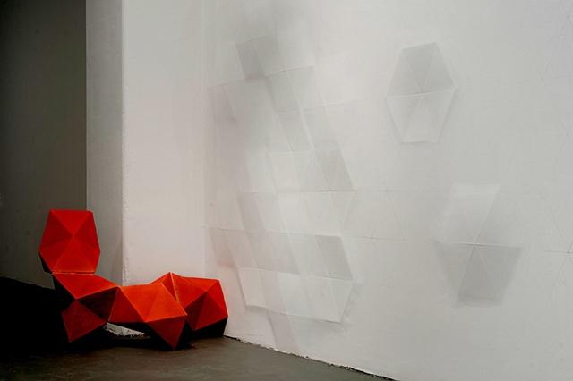 plexus: rippled wall