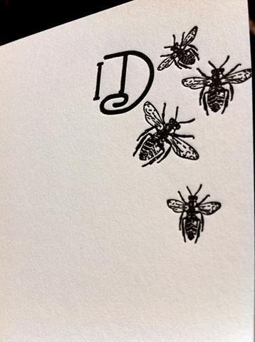Bee Stationary