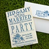 Country Garden Wedding- robins egg blue