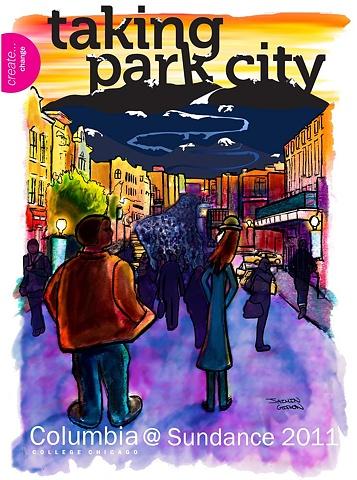 Taking Park City