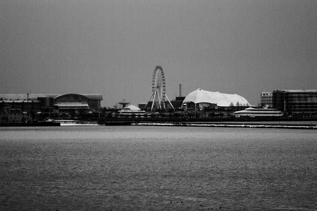Navy Ferris Wheel 2 of 8