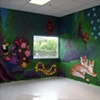 Kids Jungle Party Room 4
