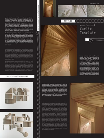 Pasajes Arquitectura y Critica  publication based in Madrid, Spain June 2012