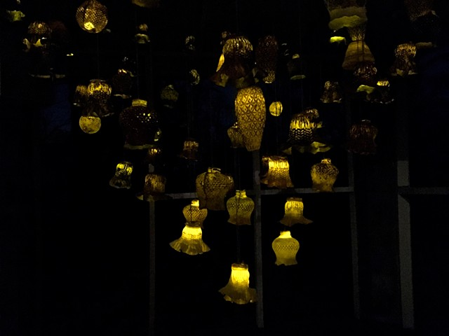 The Chandelier Project