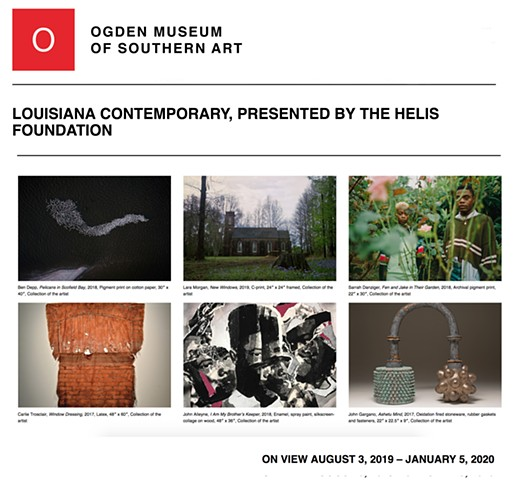 Louisiana Contemporary, Ogden Museum of Southern Art