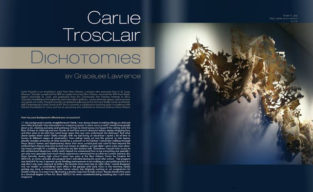 Catapult Art Magazine  Issue 21 May 2013