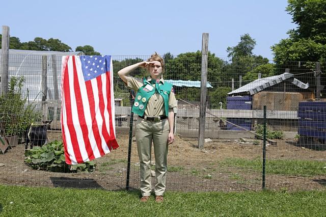 Portrait of an Adult Scout
