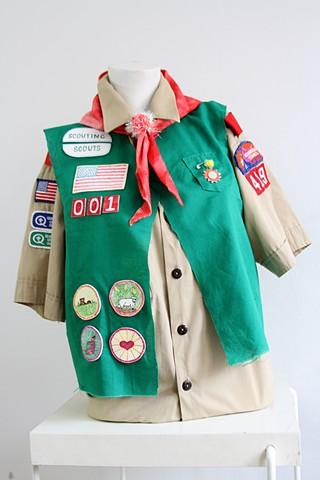 Scouting Scouts Uniform