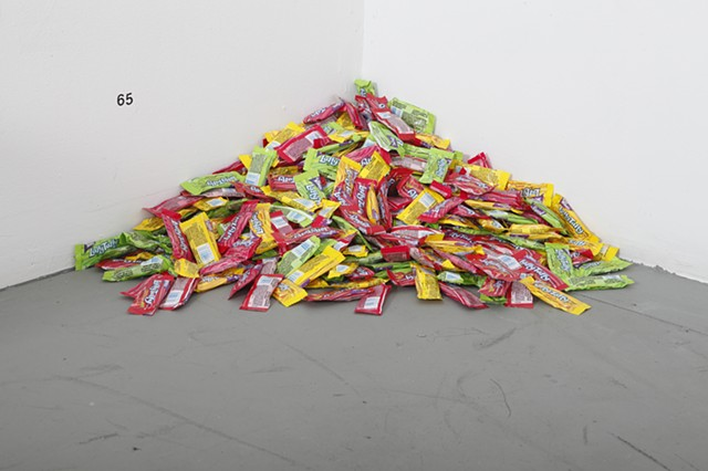 Joke #65: 3 lbs of Laughy Taffy