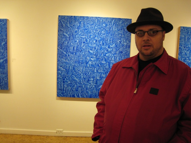Robert Gilpin, artist at large