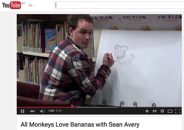 All Monkeys Love Bananas reading