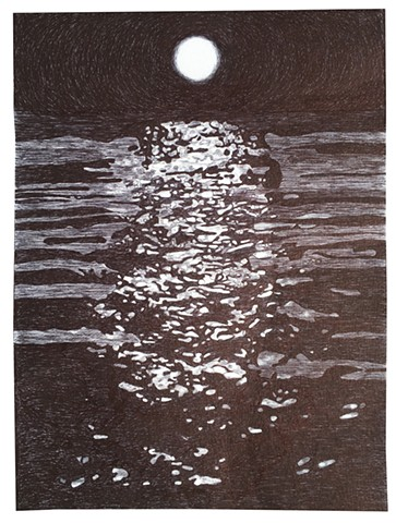 Moonlight, with Water