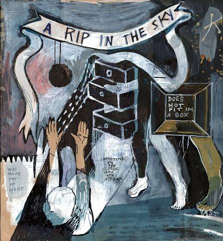 A Rip in the Sky