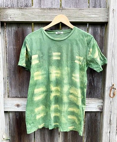Goldenrod and Chlorophyll Short Sleeve T-Shirt Need Supply Size S $55