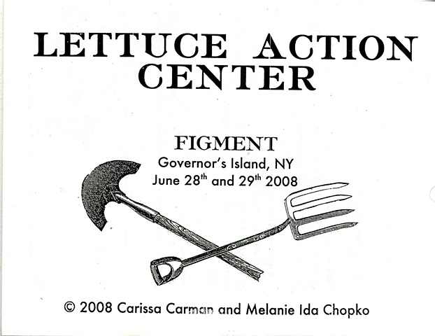 lettuce action center