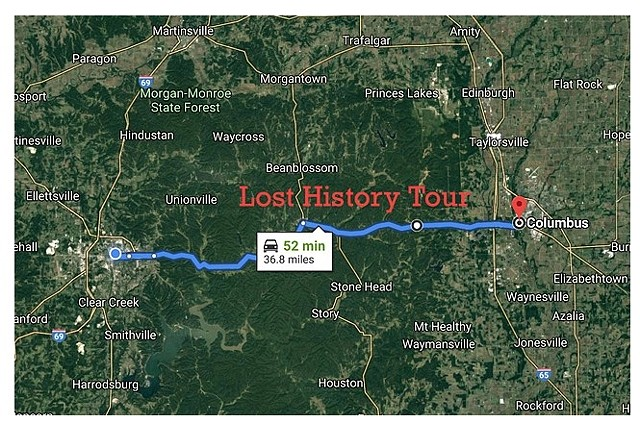 Highway 46 Revisited | Lost History Tour