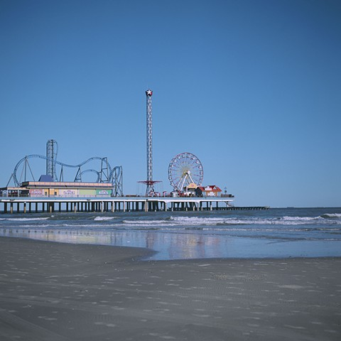 Pleasure Pier - Galveston TX