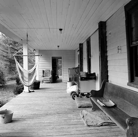 Stonewall Porch West Virginia