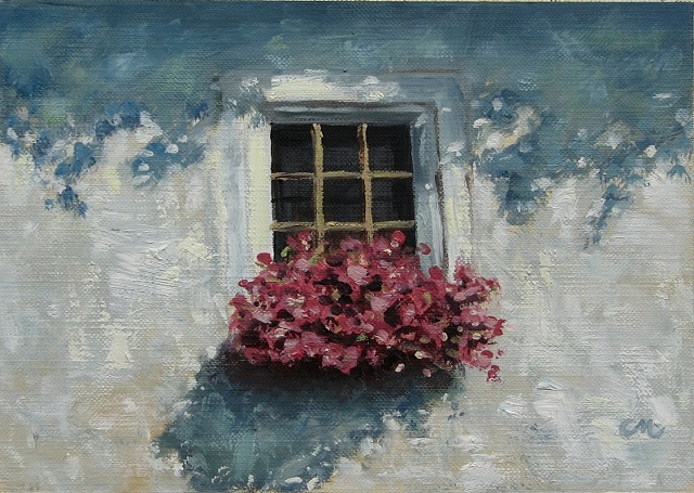 """Window in Salzburg"""