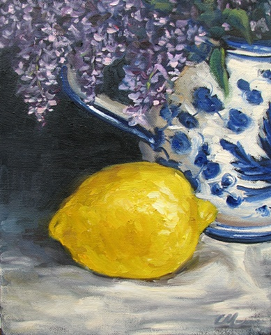 """Lilac and Lemon"""
