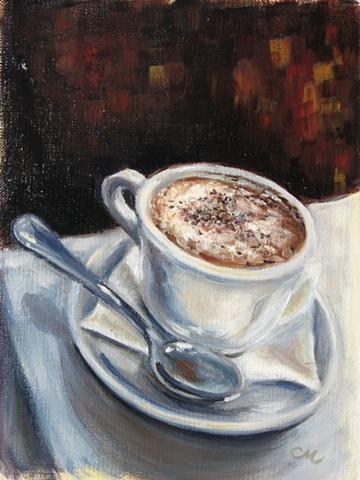 """""""Un Cappuccino"""""""